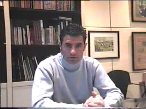 Entrevista a José Miguel González Martín del Campo (2001)
