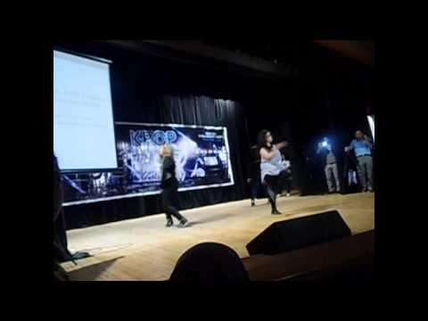 K-Pop Festival In Egypt 2014 (Nelly & Mai Remix) (видео)