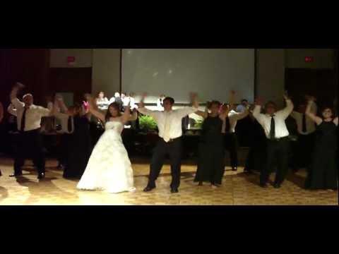 Chad & Helen Bartel's Wedding Party Dance