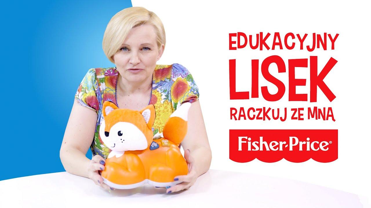 Edukacyjny lisek raczkuj ze mną, Fisher-Price®