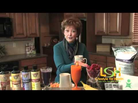 Doctor's Testimony – ViSalus Sciences Body by Vi Protein Shake Smoothies Filled with Nutrition