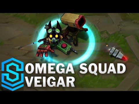 Veigar Biệt Đội Omega - Omega Squad Veigar