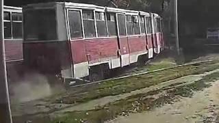 Весёлый трамвайчик