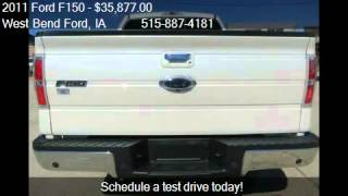 2011 Ford F150 Lariat SuperCrew 5.5-ft. Bed 4 - for sale in