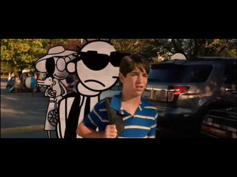 Diary Of A Wimpy Kid: Dog Days But Only The Animated Parts