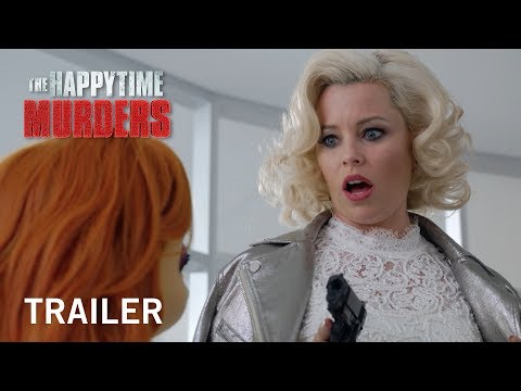 The Final Trailer for The Happytime Murders