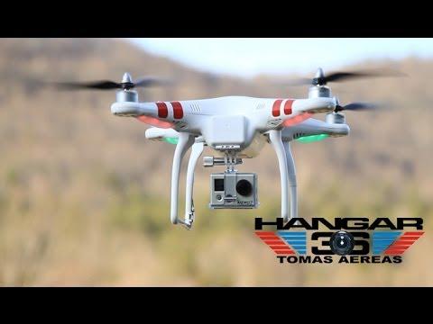 DRON HANGAR 36
