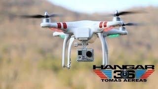 Video DRON HANGAR 36 - TOMAS AEREAS MP3, 3GP, MP4, WEBM, AVI, FLV Mei 2017
