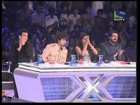 X Factor India - X Factor India Season-1 Episode 14 - Full Episode - 1st July 2011
