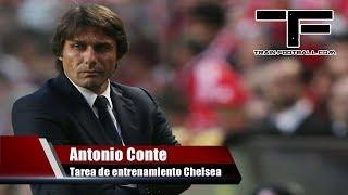 https://www.train-football.com/ Tarea en Doble área del Chelsea FC de Antonio Conte donde podremos ver como trabaja...