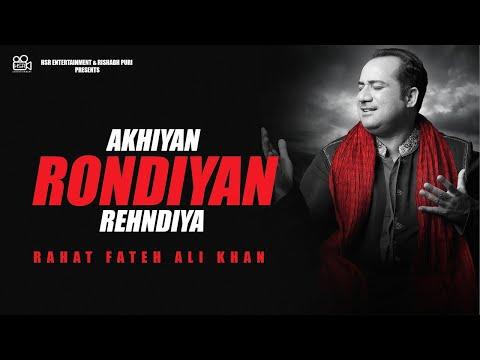 Video Akhiyan Rondiyan Rehndiya | Rahat Fateh Ali Khan | Karan Kundra | Mere Yaar Kaminey Movie Songs download in MP3, 3GP, MP4, WEBM, AVI, FLV January 2017