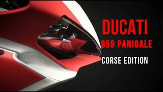 6. DUCATI 959 Panigale Corse Edition |Specs & Features