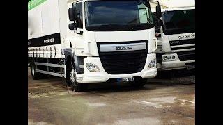 Video Trucker Jay in the UK: New Truck DAF CF 220 2015 Euro 6 MP3, 3GP, MP4, WEBM, AVI, FLV Juni 2019