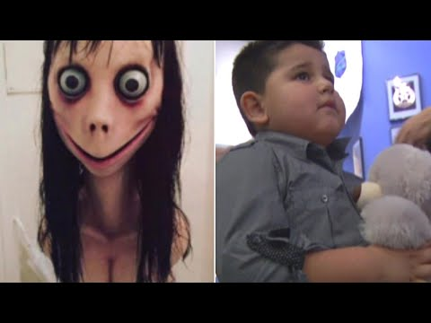 5-Year-Old Boy Calls 911 After Seeing 'Momo'
