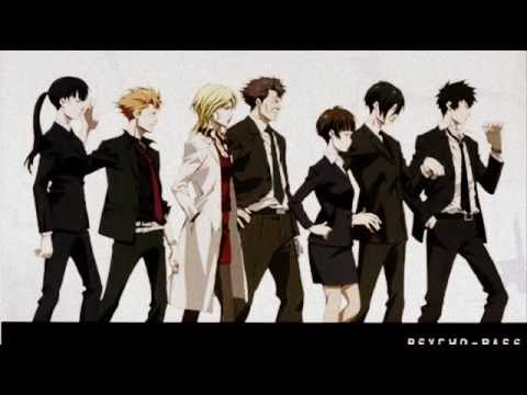 Psycho-Pass All Ost`s
