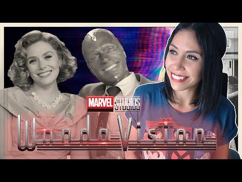 ¡Ya vi 3 episodios de WANDAVISION!  |  Primeras impresiones (sin spoiler)