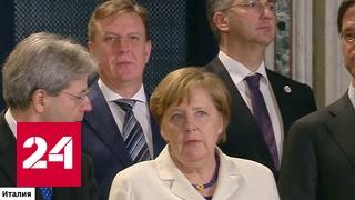 Задремавшая Меркель может проиграть Мистеру 100%