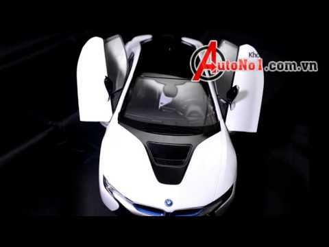 AutoNo1 Reviews #1 BMW i8 ĐIỀU KHIỂN