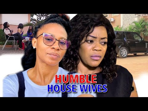 Humble House Wives Season 3&4 - Eve Esin & Nse Ikpe Etim 2019 Latest Nigerian Movie