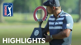 Bryson DeChambeau's winning highlights from the Rocket Mortgage Classic 2020 by PGA TOUR