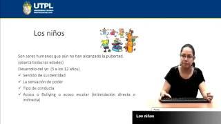 UTPL LOS NIÑOS [(CCEE-INFANTIL)(INTRODUCCIÓN A LA EDUCACIÓN PREESCOLAR)]