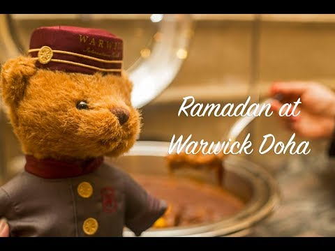 Ramadan at Warwick Doha