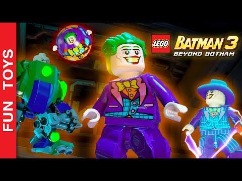 TODOS os Trajes e Armaduras do Coringa e Lex Luthor do jogo LEGO Batman 3: Beyond Gotham   DLCs:  Neste vídeo mostramos todos os Trajes e Armaduras do Coringa e Lex Luthor do Jogo LEGO Batman 3: Beyond Gotham.Comente abaixo, qual traje, armadura ou uniforme que você mais gostou neste vídeo.Compre Brinquedos Lego Batman, Coringa, Superman, Lex Luthor e DC aqui: http://amzn.to/1SpzP24 Não se esqueça de dar um JOINHA no vídeo, MOSTRAR este vídeo para seus amigos e parentes e de se INSCREVER no canal clicando neste link: http://www.youtube.com/funtoysbrinquedosvideos/videos?sub_confirmation=1Veja aqui o outro video onde mostramos todos os Uniformes do Batman e Robin do jogo LEGO Batman 3:http://www.ascendents.net/?v=0QA8jq4ESZg&list=PL2edokDcUWHLRrau5wZfxiP5gZjU7EHhAVeja aqui o outro video onde mostramos todos os Uniformes do Homem Aranha do jogo LEGO Marvel's Avengers:http://www.ascendents.net/?v=W-O_EC_kI1o&list=PL2edokDcUWHLRrau5wZfxiP5gZjU7EHhASe você não viu o outro vídeo onde mostrarmos TODAS as armaduras do Homem de Ferro, clique neste link aqui: http://www.ascendents.net/?v=lTRzmSsi8w0&list=PL2edokDcUWHLRrau5wZfxiP5gZjU7EHhASIGA-NOS / FOLLOW US: 😀 😅 😉 😍 😗 😜 😎✦Subscribe: http://www.youtube.com/channel/UCVOq9DX3BL9bBU9FrG5MpMA?sub_confirmation=1✦Twitter: http://twitter.com/FunToysBrinque✦Google+: http://goo.gl/QVmgp0✦Instagram: http://instagram.com/fun_toys_brinquedos/✦Blog: http://festadeideias.com.br/Fun_Toys_Brinquedos/✦Facebook: http://www.facebook.com/Fun.Toys.Brinquedos.YT✦Veja outros vídeos legais - Pokemon Go:- Pokebola de Lego e Minecraft:http://www.ascendents.net/?v=xmVxWsR_iCA&list=PL2edokDcUWHLRrau5wZfxiP5gZjU7EHhA- GhostBuster Lego:http://www.ascendents.net/?v=-HnalrWyDe8&list=PL2edokDcUWHLRrau5wZfxiP5gZjU7EHhA- Hulk vs Hulkbuster:http://www.ascendents.net/?v=eWoguD59Pio&list=PL2edokDcUWHLRrau5wZfxiP5gZjU7EHhA- Gameplay Star Wars o Despertar da Força:http://www.ascendents.net/?v=PuBQDInDxj0&list=PL2edokDcUWHLRrau5wZfxiP5gZjU7EHhA- Faça um Flextangle, 