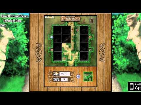 Video of Reiner Knizia's Labyrinth