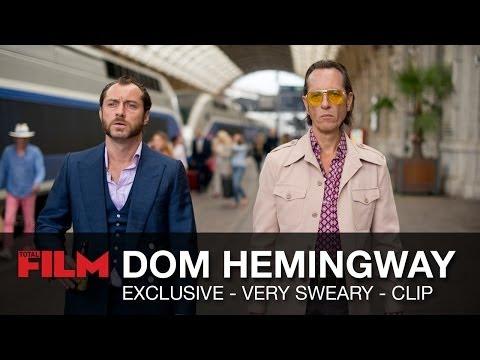 Dom Hemingway (Clip 'Very Sweary')