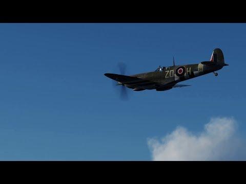 [DCS] Spitfire Mk.IX Flybys