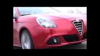 ALFA ROMEO GIULIETTA TCT 2012 - TEST DRIVE