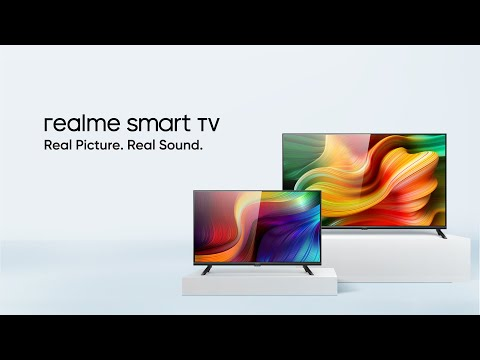 realme Smart TV | Real Picture Real Sound видео