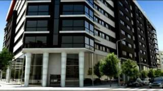 Video 3d de promoción inmobiliaria en la ciudad de Castellón.