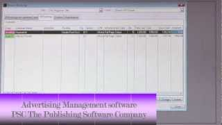 Publishing Software Company Advertising Manager Software Image