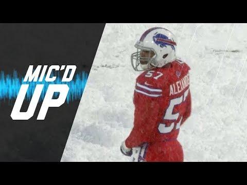 Video: Lorenzo Alexander Mic'd Up vs. Colts
