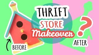 Video Thrift Store Makeover MP3, 3GP, MP4, WEBM, AVI, FLV Desember 2018