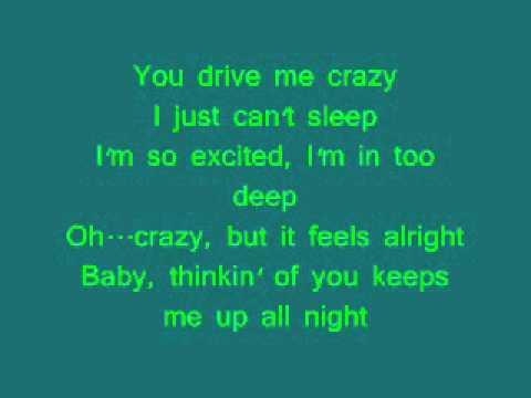 (You Drive Me) Crazy – Britney Spears – Lyrics