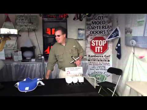 2012 CIC Boat Show – S2 Marketing/Kanberra Gel