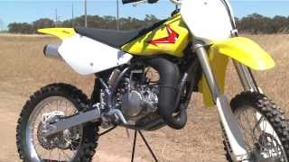 5. MXTV Bike Review - 2014 Suzuki RM85L