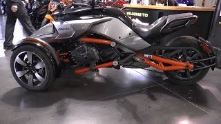 8. 2015 Can-Am Spyder F3-S - First Ride