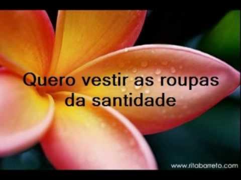 Aline Barros- Santidade - Playback