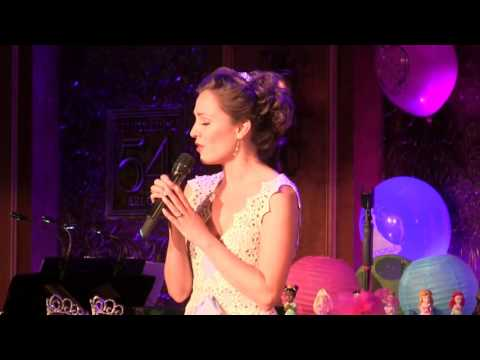 "Laura Osnes & Zachary Levi - ""I See The Light"" (The Broadway Princess Party)"