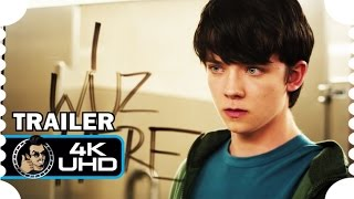 THE SPACE BETWEEN US Official Trailer (2016) Asa Butterfield Drama Movie [4K Ultra HD] by JoBlo HD Trailers
