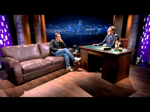 Tuomas Enbuske Talk Show - Jakso 5 - Vieraana André Wickström tekijä: tvviisi