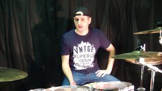 Video Groove 1 - Lekce bicí - Roman Sobotka