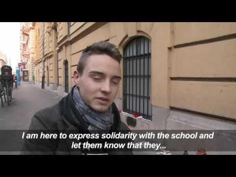 Унгарците жалят загиналите деца при автобусната катастрофа в Италия