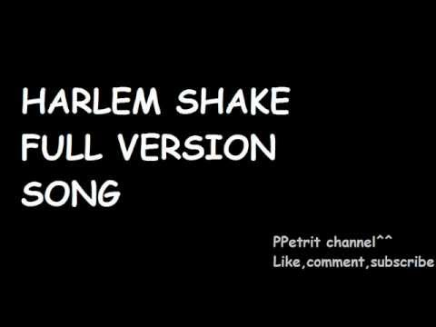 Harlem Shake Full version song 2013 HQ