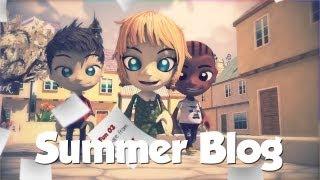 Summer Blog HD YouTube video