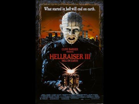 Hellraiser 3 - Hell on Earth (1992) Trailer German