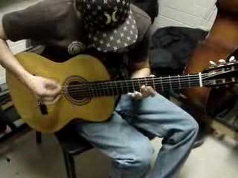 Guitar – (Metal on Acoustic) awesome playing